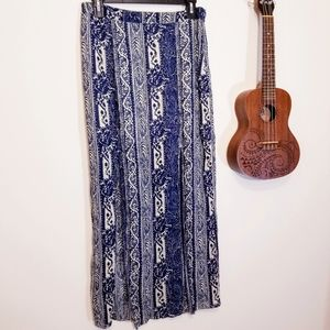 American Eagle maxi skirt size 6